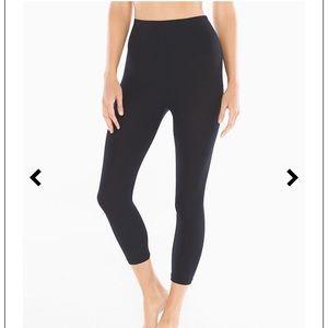 4 pair bundle Soma black leggings Sz M